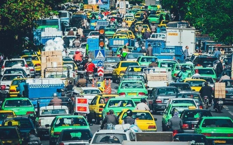 کاهش ترافیک