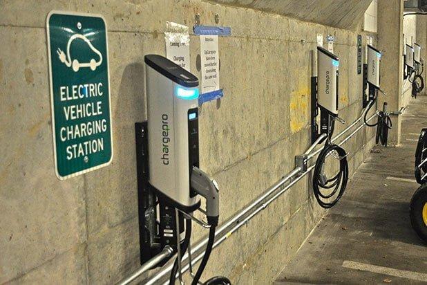 سریع ترین شارژر خودروهای برقی
