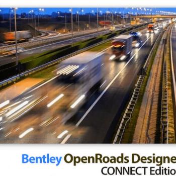 Bentley OpenRoads Designer
