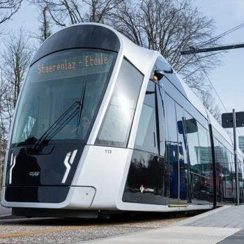 حمل و نقل عمومی در لوگزامبورگ